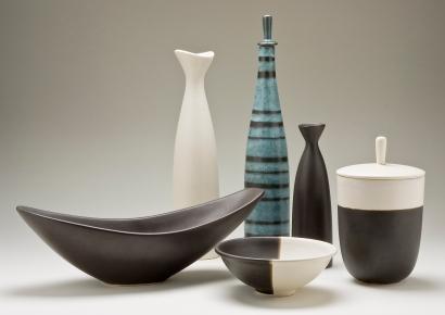 Céramiques dans le design mingei